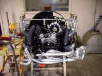 New CB 2.1 EFI motor for my 64