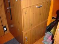 Westfalia cabinet handle