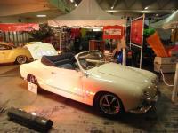 my car shown on Dutch KWF 2009