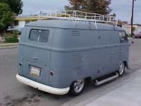 Guillermo's 58 Panel Van