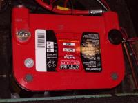 Under Seat Battery Mod