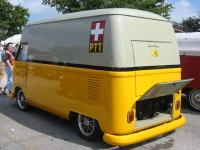 highroof panel van