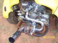 turbo set-up