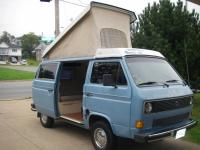 Wesely The Westy before