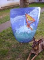Surf area