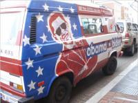 Obama Van