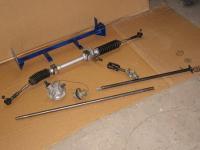 singlecabboy's rack and pinion setup