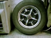 Strange wheels !?