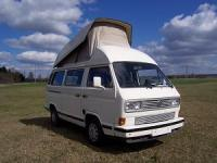 Vanagon with SCA high/pop top