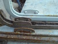 early safari frame detail