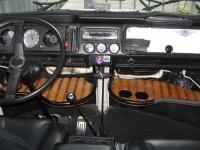 Custom Wood Parcel Trays / Foot rest