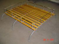 1959 Westy sloper roof rack (for post)