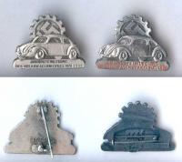1938 Cornerstone pins