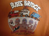 Buses By The Bridge 2009