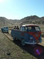 Shasta Snow Trip 2009