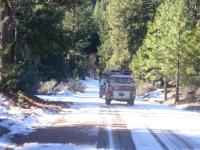 shasta snow trip 09