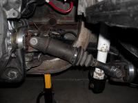 Hi-Powered Single Cab Axles Installed