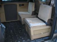 brackets for rear-facing '85-'86 weekender seat(s)