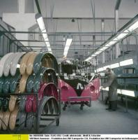 1952 vw transporter production