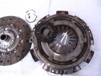 Pressure Plate Failure