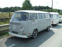 72 CALIFORNIAN MICROBUS IN SHEFFIELD ENGLAND
