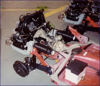 Mexican Beetle Floorpans at the Factory