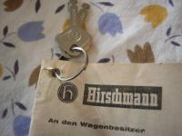 Hirschmann Antenna brochure with unlocking keys