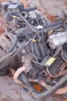 Vanagon engine and transmission
