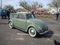 Green Split-Window Beetle Ragtop