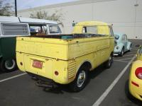 Yellow Single Cab