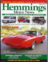 Hemmings Motor News - Funfest '08