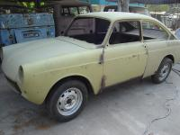 My Fastback 1967 Project
