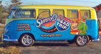 Sunny D Busses In Kentucky