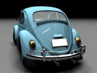 3D Model CAD 1300 Beetle