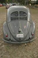 1949 LHD Beetle in Australia