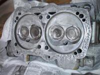 Pitted cylinder head 1