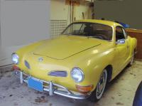 1971 Karmann Ghia - The One??