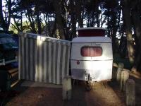 Split Bus Club Winter Campout 2002