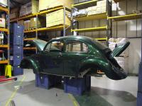 VW Heritage Beetle Build