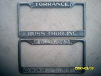 for forum reference license plate frames