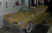 1964 Ghia Convertible