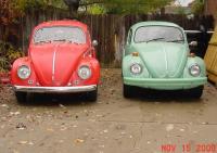 '63 Deluxe & '74 Standard