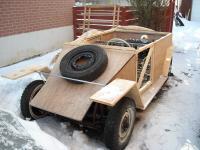 """ha ha ha """"kubelwagen replica"""""""