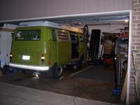 '76 Westy in the Garage