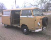 my new 72 campmobile