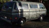 Burns' Beat Van