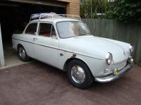 Australian 1965 1500s Notch (Before shot.)