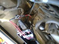 Vanagon WBX wiring bypass tool