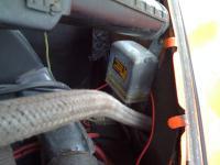 external regulated alternator