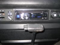 """p"" connection at fusebox/ radio stuff"